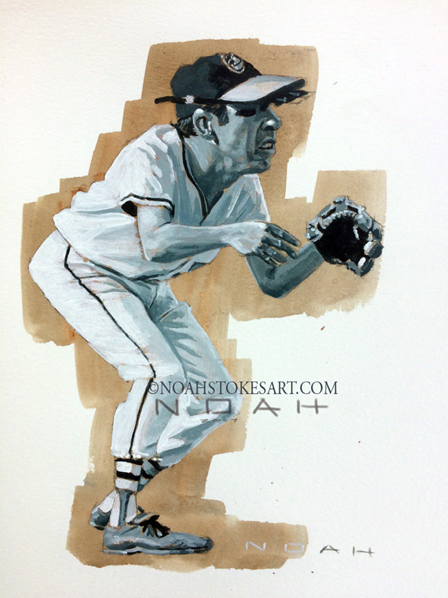 """Brooks Robinson"" Original"