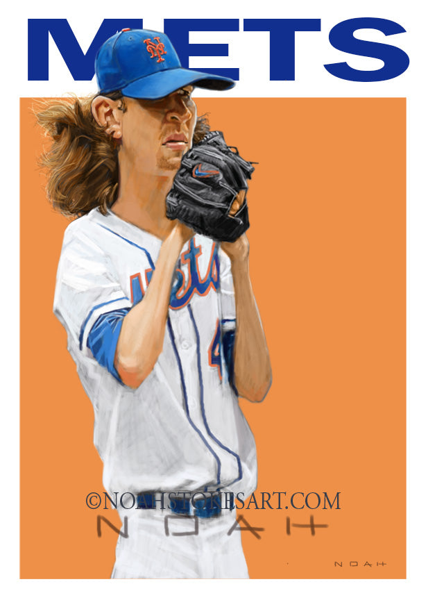 Jacob Degrom - 2018 NL Cy Young