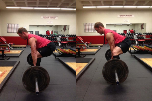 Deadlift Training for a Perfect Body