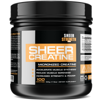 Sheer Micronized Creatine Monohydrate Powder