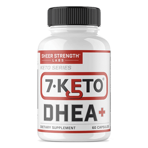 Sheer Strength Labs Health & Wellness Sheer Extra Strength 7-Keto DHEA Supplement