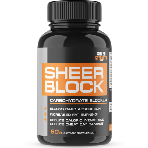Sheer Block Extra Strength Carbohydrate Blocker
