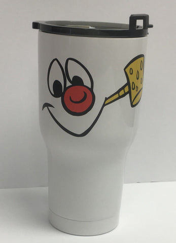 Frosty the Snowman Dual Wall Insulated Tumbler