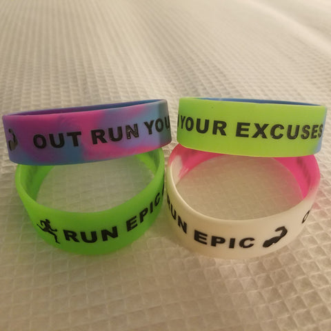 Race Day Wristbands