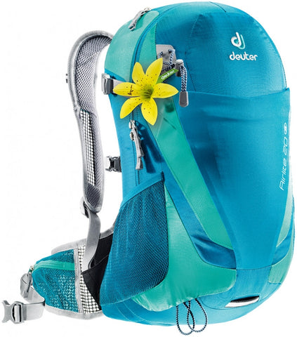 Airlite 20 SL slim line day hiking backpack petrol mint women