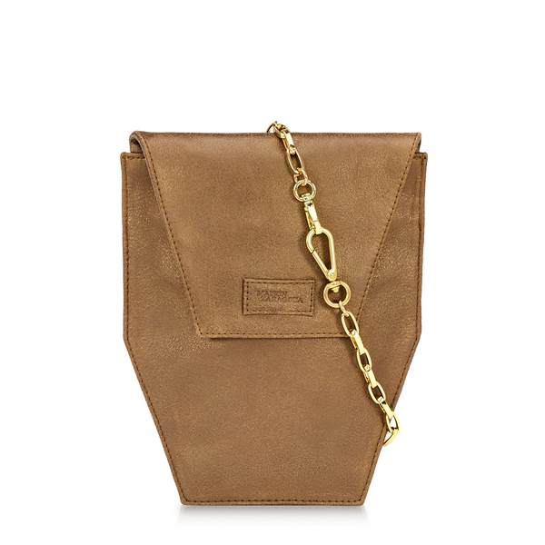 Alyssa Belt Bag - Bronze