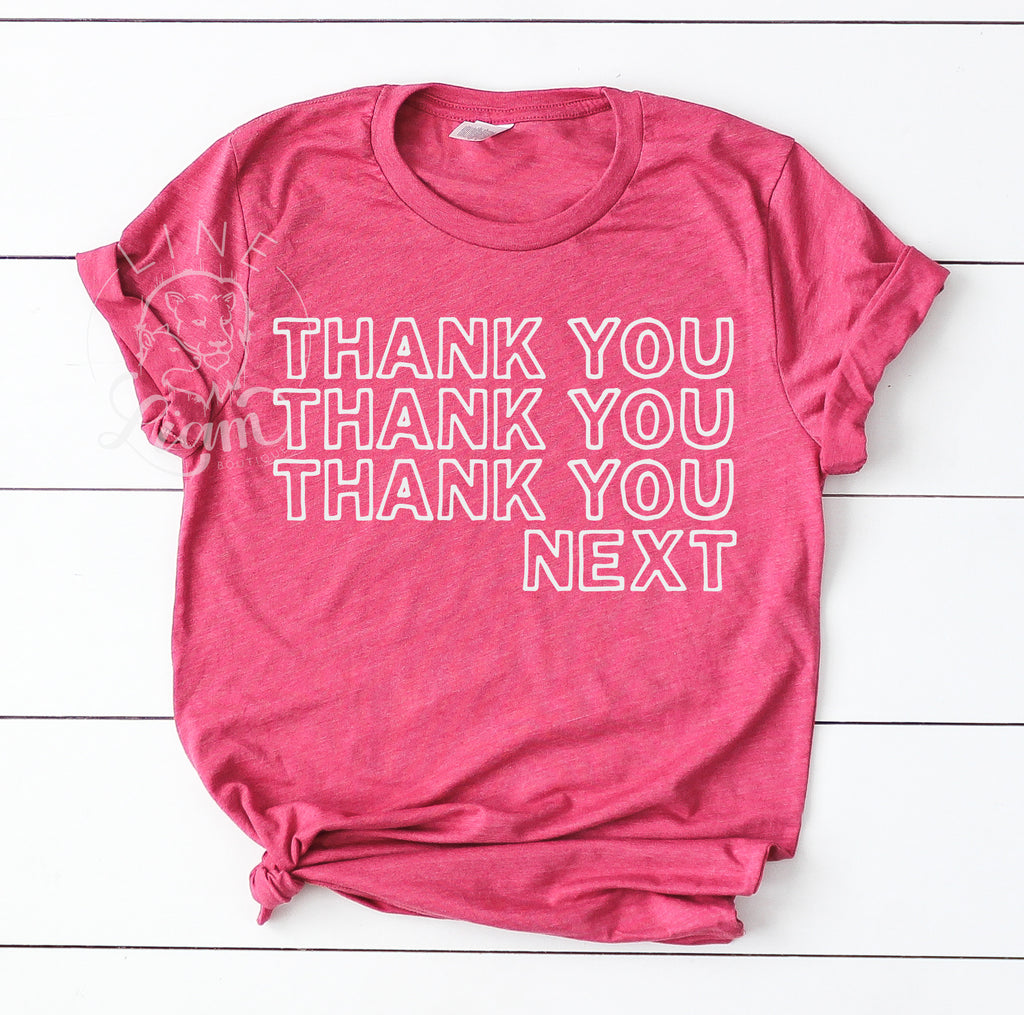 Thank you NEXT - Crewneck