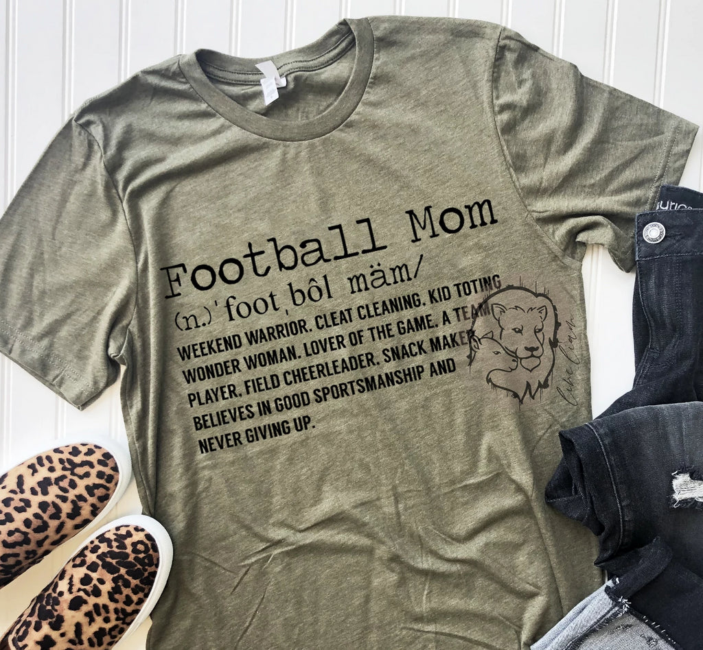 Football Mom Defined