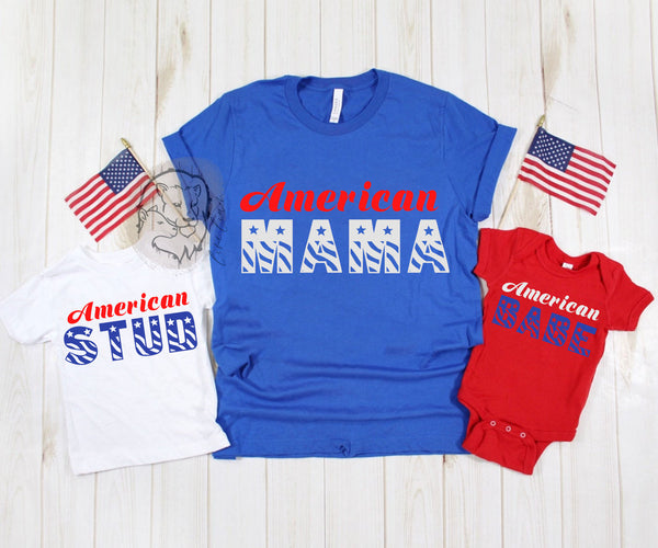 4th July Family Set