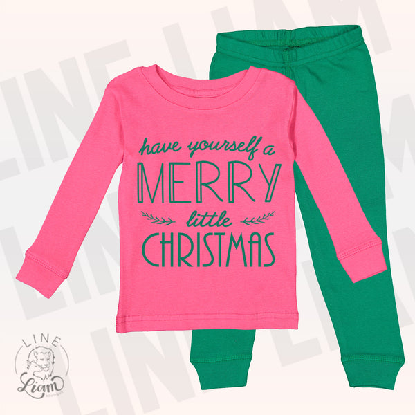 Family Christmas PJ's - Infant to adult