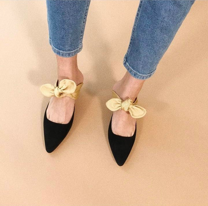 Natalye Bow Heels