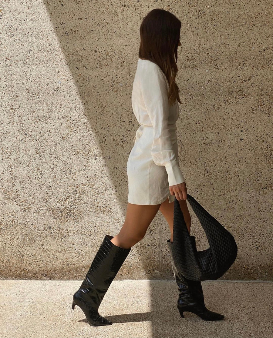 October knee high boots - OUT OF STOCK