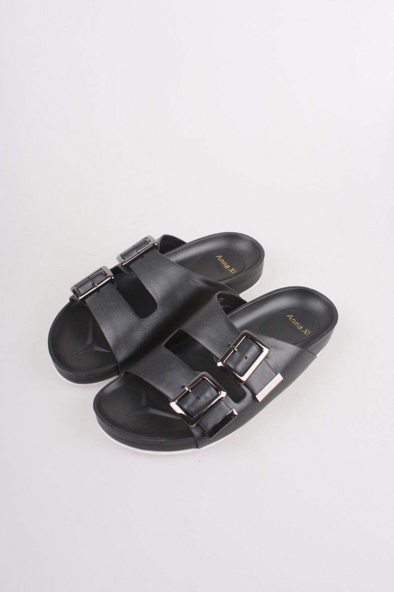 Marissa Buckled Sandal