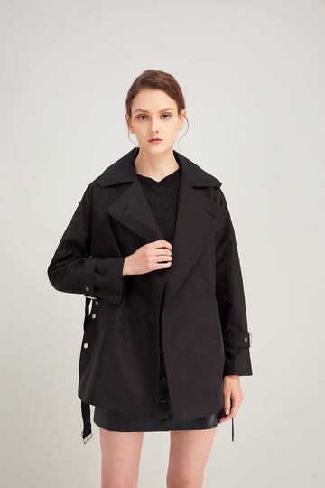 Anouka trench coat
