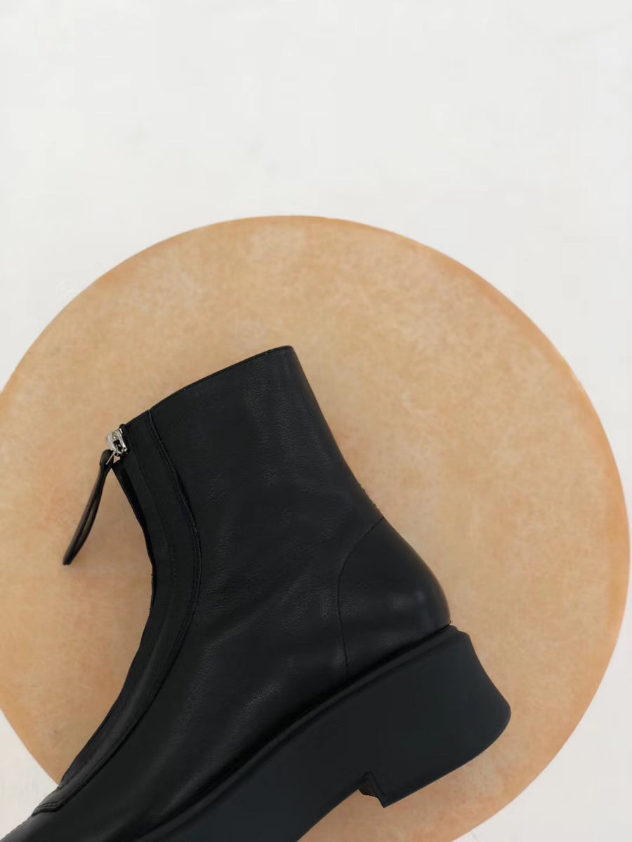 Palms boots in black