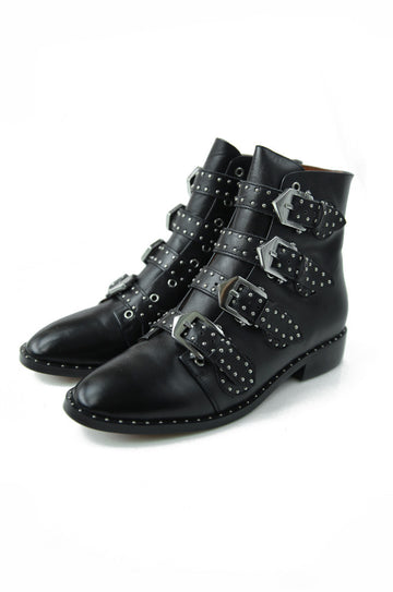 Blaney studded boots