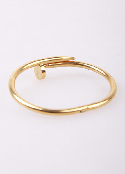 Jelly Love bracelet in gold