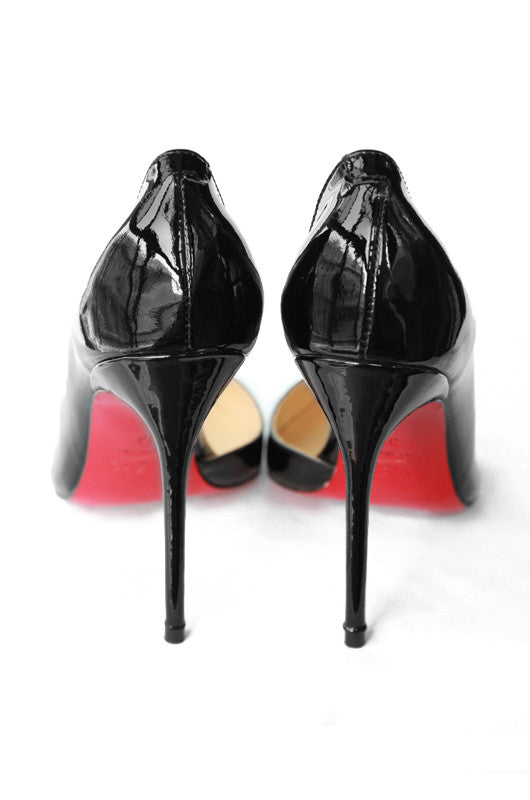 Wild Thing High Heels Black