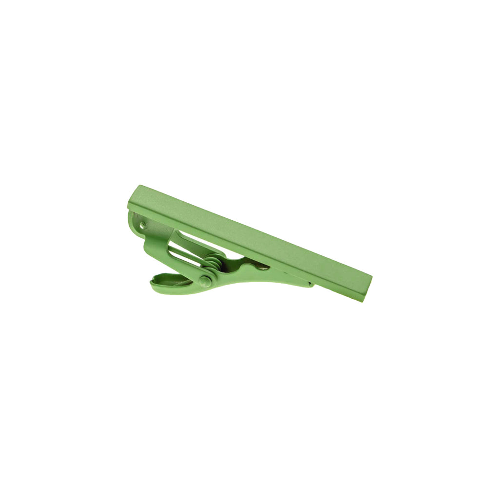 Apple Green Tie Clip