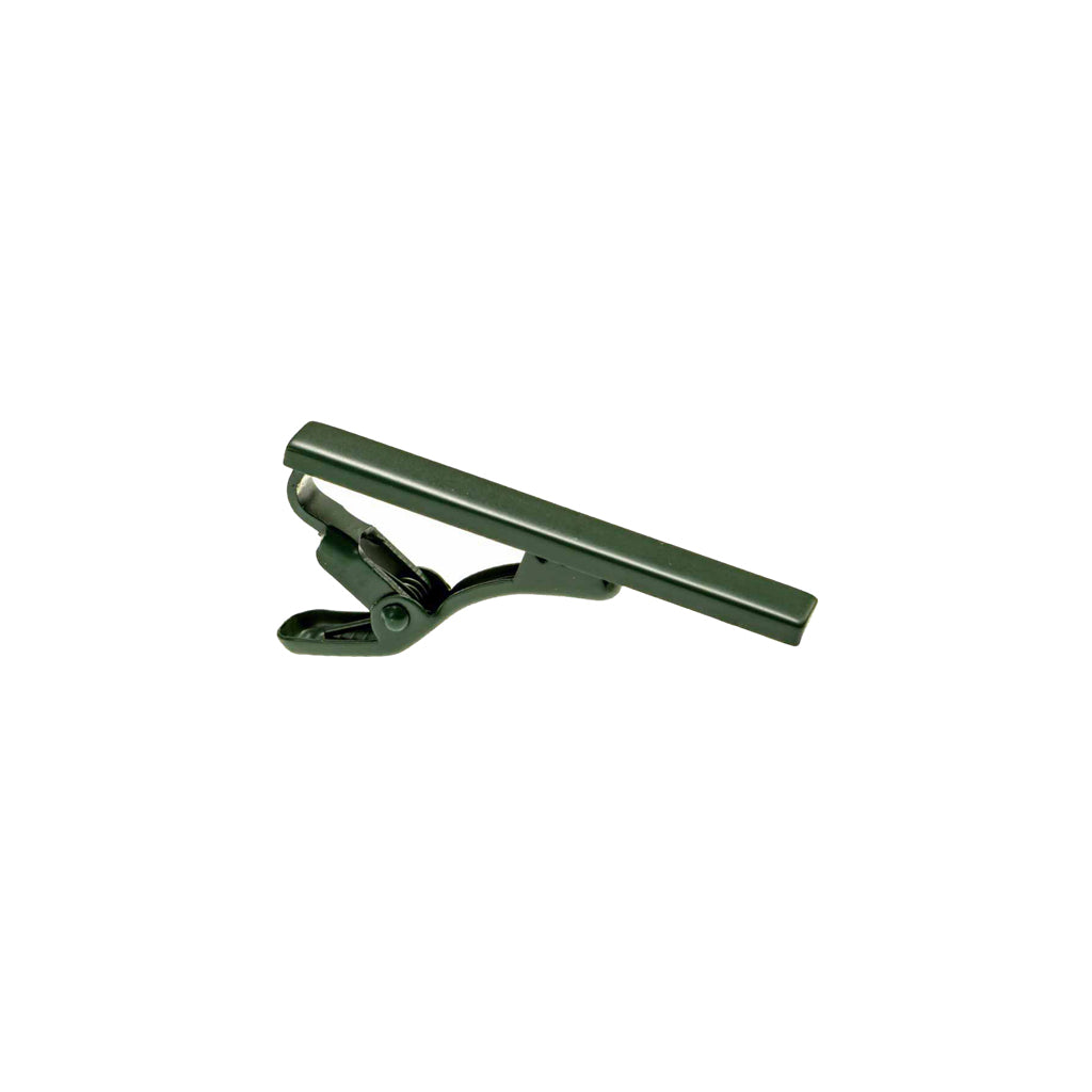 Forest Green Tie Clip