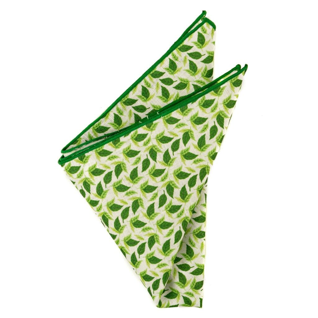 Hemp Pocket Square - Goddard Hemp Pocket Square