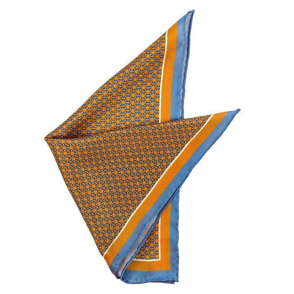Silk Pocket Square - Godfrey Silk Pocket Square