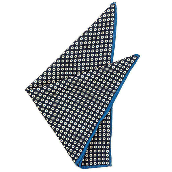 Wool Pocket Square - Hadley Wool Pocket Square