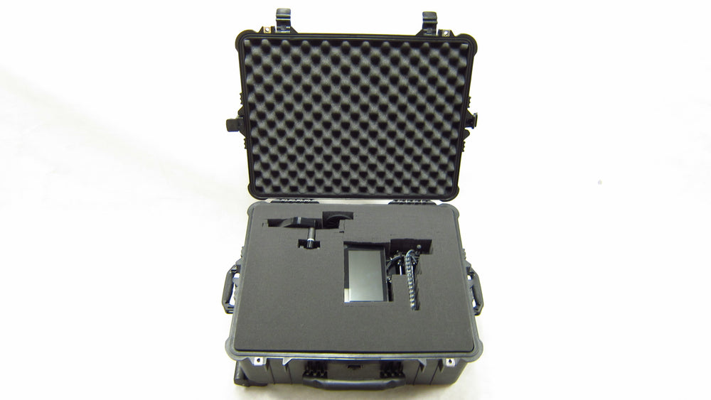 Fitted Pelican Waterproof Transport Case