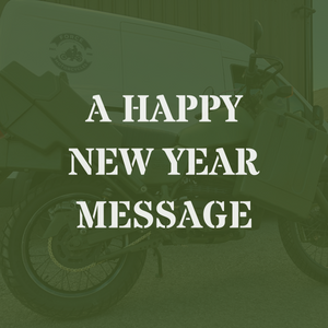 A Happy New Year Message