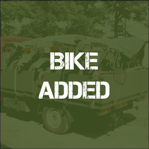 Bike Added to Site (May)