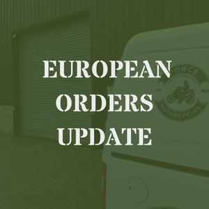 EU Orders Update