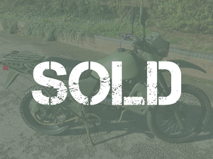 Harley Davidson MT350E - Refurbished (1994) - SOLD