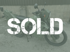 Harley Davidson MT350 (1995) - Last one direct from MoD! SOLD