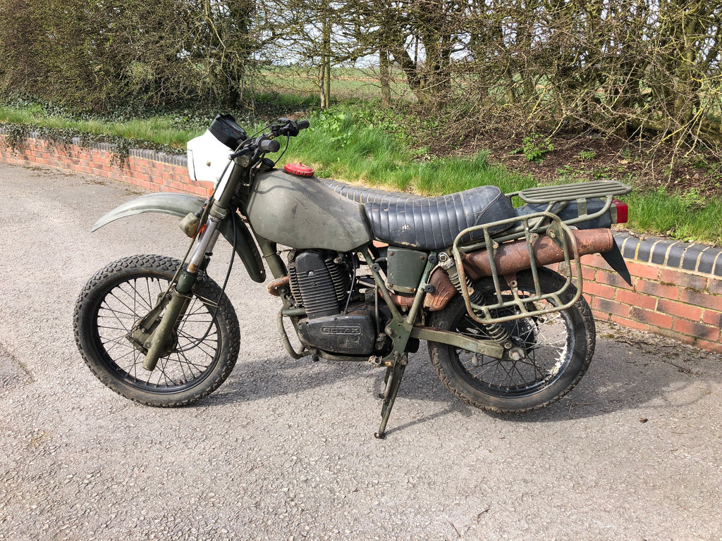 Armstrong MT500 Project for Sale   Force Motorcycles