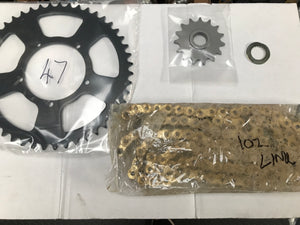 Chain and Sprocket Kit (84750042)