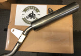 Exhaust Silencer / Muffler Stainless-Steel - MT350 UK / MT500 US (84711506)