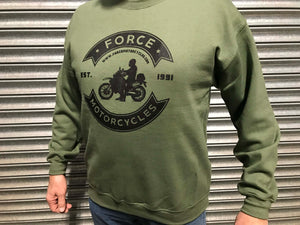 Force Motorcycles Sweatshirt