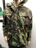Goretex Woodland Combat Jacket - Genuine British Army (Used)
