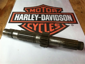 Mainshaft Transmission