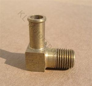 Oil Hose Fitting (90 Degree)
