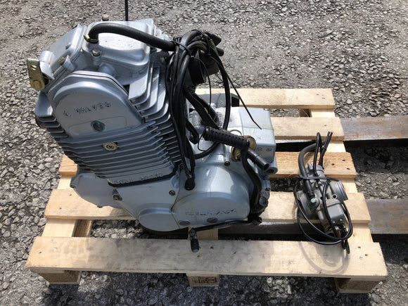 Rotax 604E Engine Unit (Mint Condition)