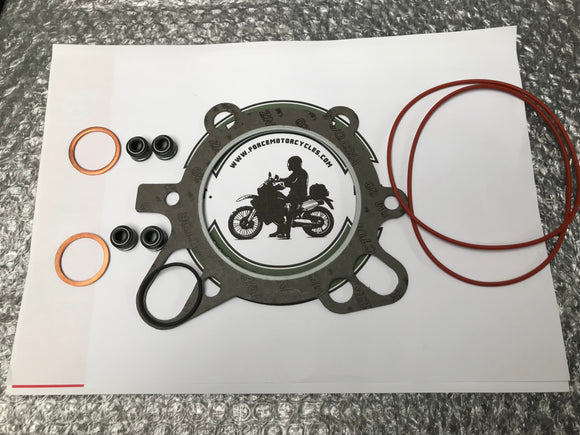 Top End Gasket Set MT500 UK (Iron Liner)
