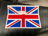 Union Jack Decal - Pack of Two