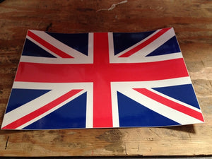 Union Jack Large Decal