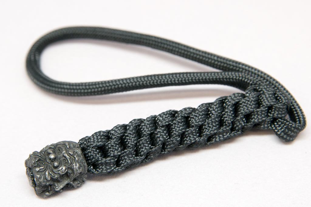 Greenman Lanyard Black Ox - Closeout