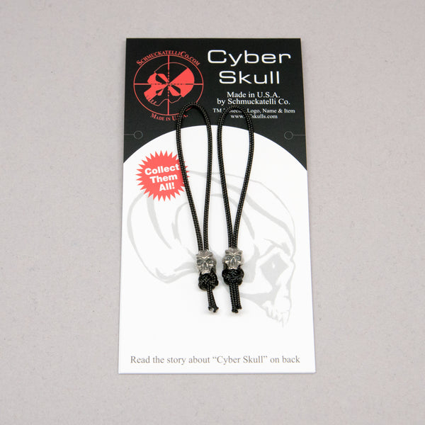 Cyber Mini Zipper Pull - Set of 2