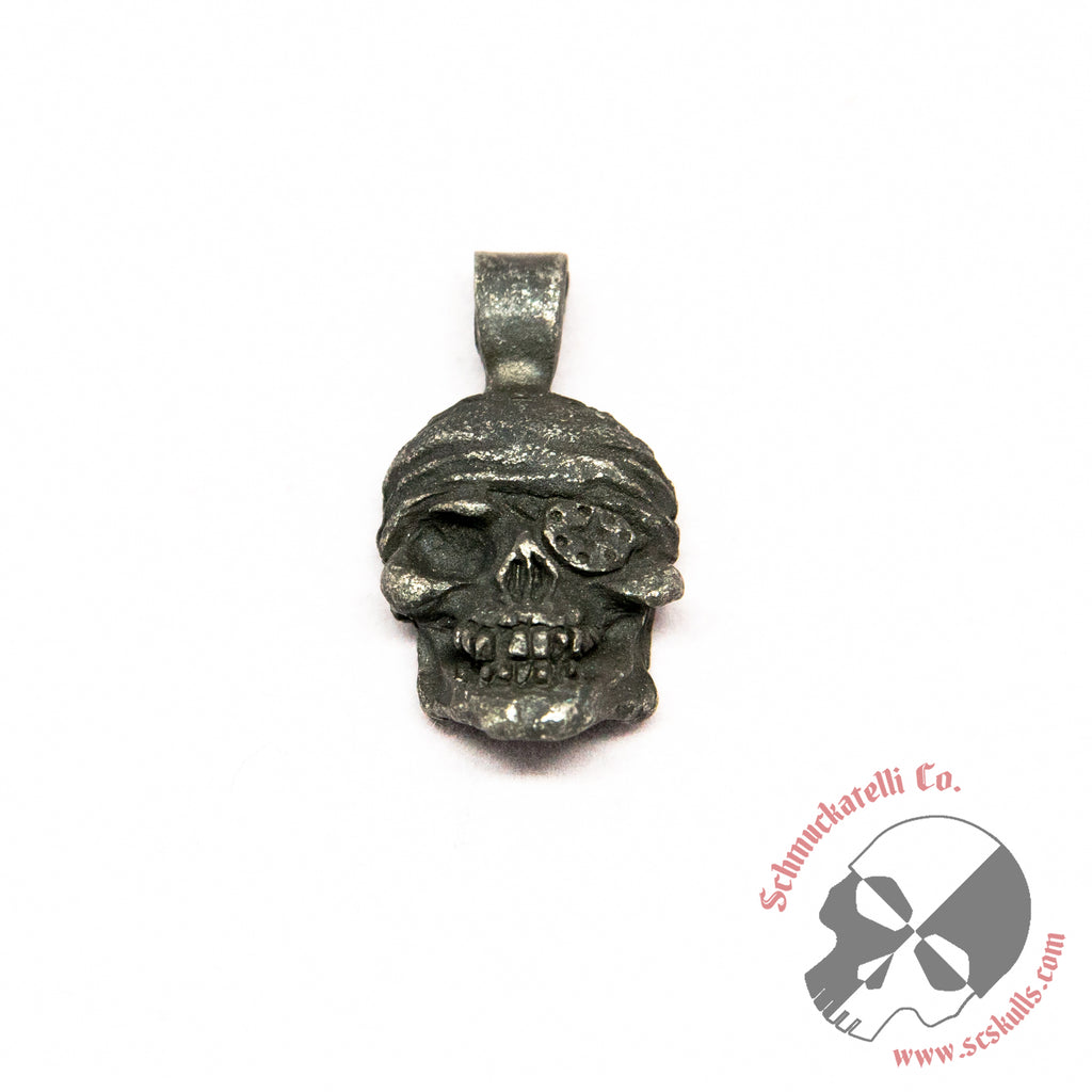 One-Eyed Jack Pendant