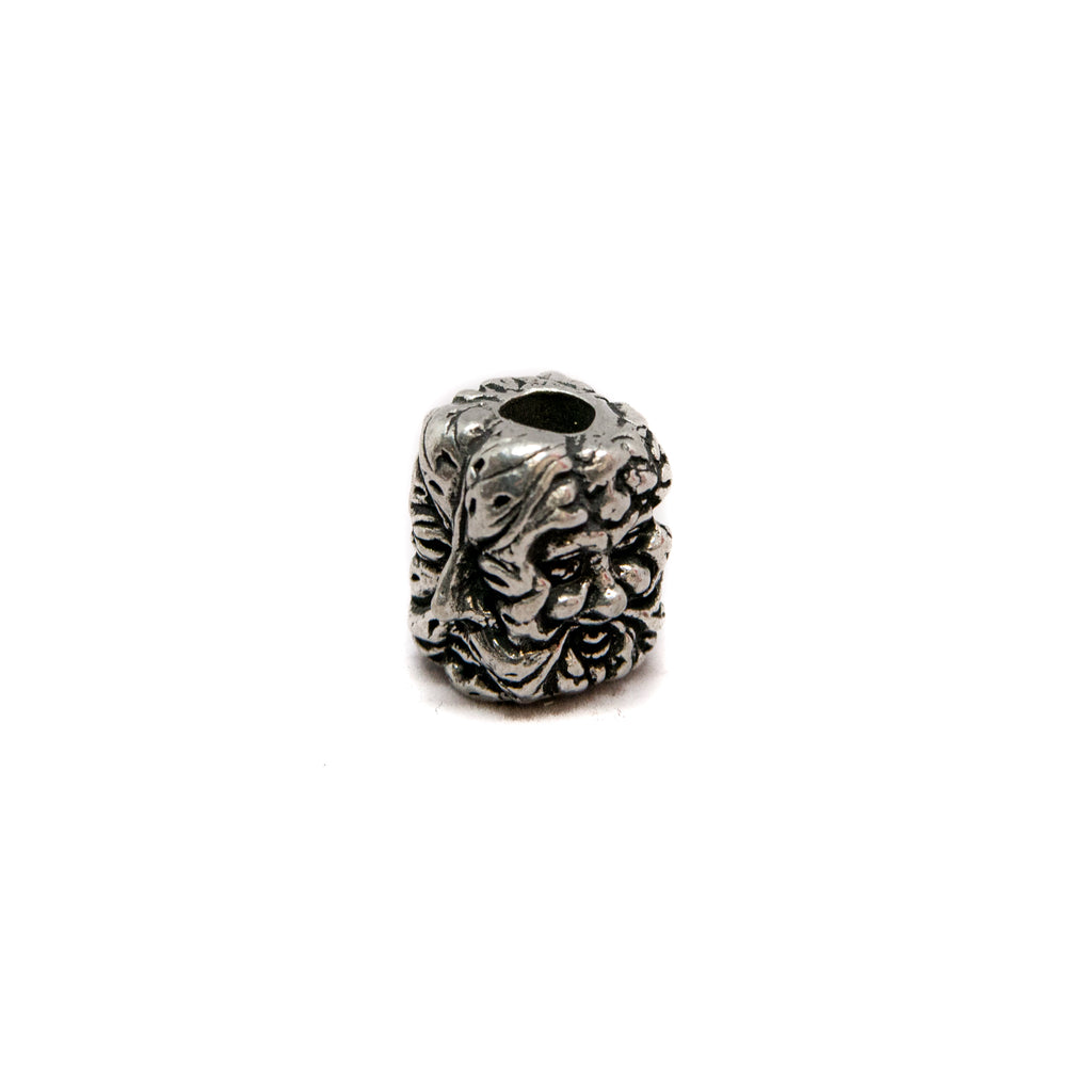 Green Man Bead