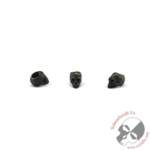 "Joe Skull Bead 3/16"" Hole"