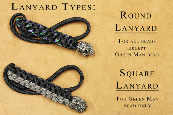 Custom Lanyard - Black + Color of Your Choice